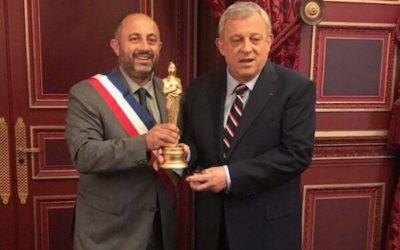 Vescovato : Une Marianne d'or pour Benoît Bruzi