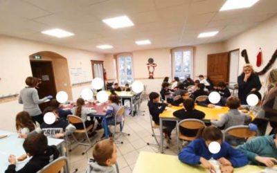 Les écoles de la Commune de Vescovato ont testé le projet éducatif du petit-déjeuner gratuit à l'école !